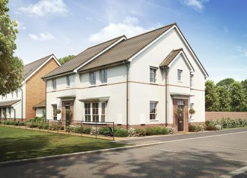 "Thumbnail 3 bed semi-detached house for sale in ""Chesterfield"" at Hamble Lane, Bursledon, Southampton"