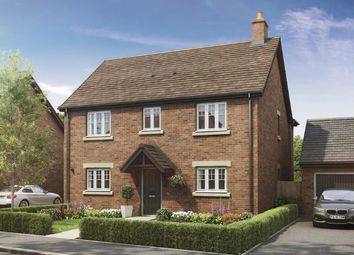 Thumbnail 4 bed detached house for sale in Newton Lane, Rugby