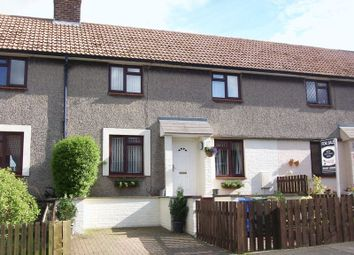 Thumbnail 2 bed terraced house to rent in Cheviot Road, Shilbottle, Alnwick