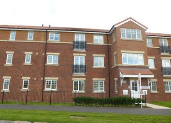 Thumbnail 2 bedroom flat to rent in Strawberry Apartments, Lady Mantle Close, Hartlepool