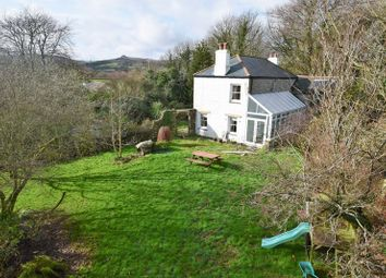 Thumbnail 5 bed detached house for sale in Uphill, Callington