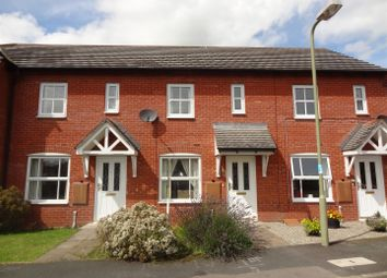Thumbnail 2 bed terraced house for sale in Stall Meadow, Wem, Shropshire