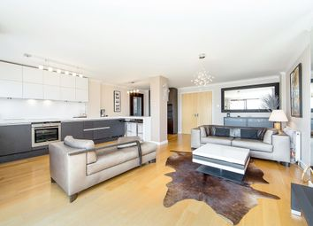 Thumbnail 2 bed flat to rent in Free Trade Wharf, The Highway, London`