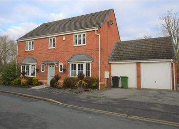 Thumbnail 4 bed detached house for sale in The Locks, Woodlesford, Leeds