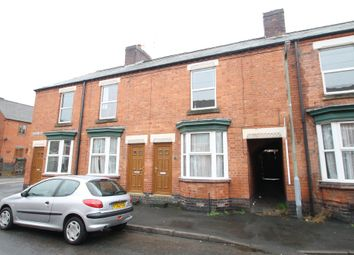 Thumbnail 2 bed terraced house for sale in Stafford Street, Atherstone