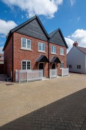 Thumbnail 2 bed semi-detached house for sale in Three Fields, Smallhythe Road, Tenterden