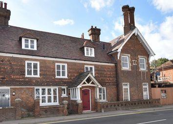 Thumbnail 4 bed terraced house for sale in High Street, Edenbridge