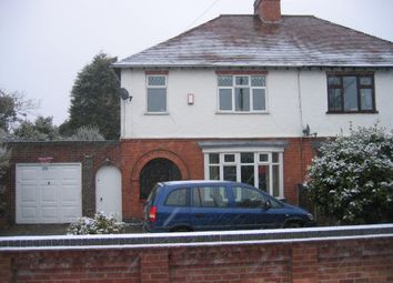 Thumbnail 3 bed semi-detached house to rent in Castle Way, Willington, Derby