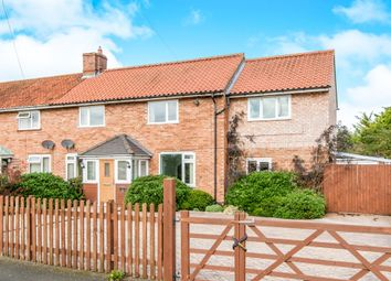 Thumbnail 4 bedroom semi-detached house for sale in Munsons Lane, Feltwell, Thetford