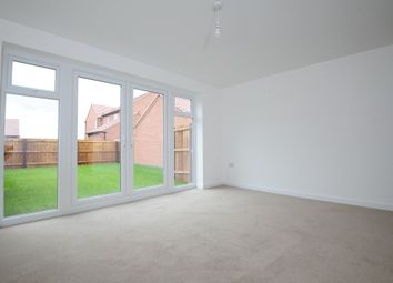 Thumbnail 3 bed terraced house for sale in Henhurst Hill, Burton-On-Trent