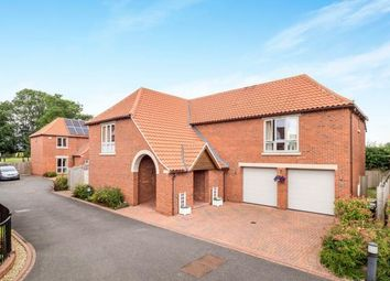 Thumbnail 5 bed detached house for sale in Oak Tree Court, Tollerton, Nottingham, Nottinghamshire