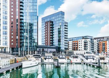 Thumbnail 2 bed flat to rent in The Hawkins Tower, Ocean Village, Southampton
