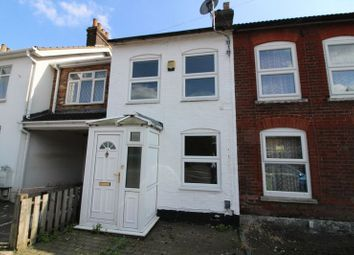 Thumbnail 3 bedroom end terrace house for sale in Putteridge Road, Luton