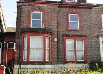 Thumbnail 2 bed flat to rent in 22 Huntley Road Fl1, Fairfield, Liverpool