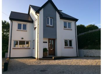 Thumbnail 5 bed detached house for sale in Popes Lane, Lapford