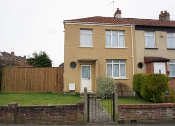 Thumbnail 2 bed end terrace house for sale in Jersey Avenue, Brislington, Bristol