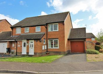 Thumbnail 3 bed semi-detached house for sale in Russell Pope Avenue, Chard