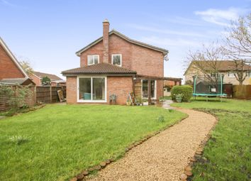 Thumbnail 4 bed end terrace house for sale in Bluebell Close, Taunton