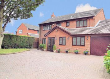 Thumbnail 4 bed detached house for sale in Highfield Gardens, Off Boley Cottage Lane, Lichfield