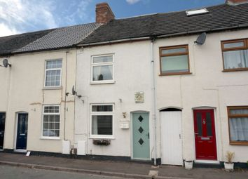 2 bed terraced house for sale in Mount Pleasant, Tamworth B77