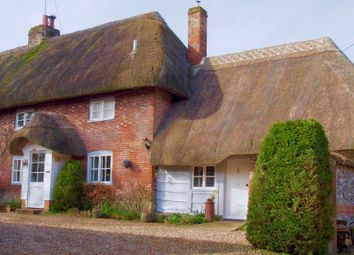 Thumbnail 3 bedroom semi-detached house for sale in High Street, Collingbourne Ducis, Marlborough