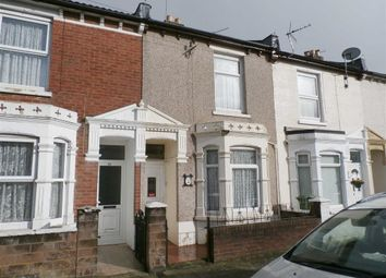 Thumbnail 2 bedroom terraced house for sale in Catisfield Road, Southsea