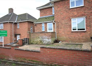 Thumbnail 4 bedroom semi-detached house to rent in Osborne Road, Norwich