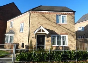 Thumbnail 3 bed detached house for sale in St. Martins Close, Smiths Wood, Birmingham