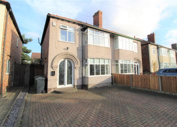 3 bed semi-detached house for sale in Balmoral Avenue, Crosby, Liverpool L23