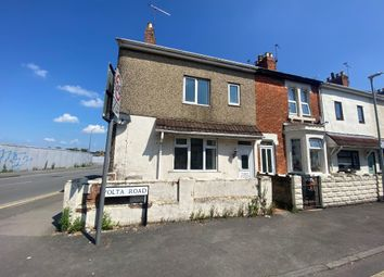 Thumbnail 3 bed end terrace house for sale in Volta Road, Town Centre, Swindon