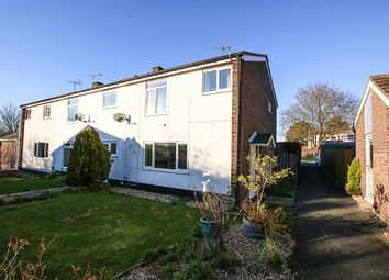 Thumbnail 3 bedroom end terrace house for sale in Priory Close, Burwell