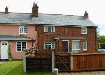 Thumbnail 2 bed cottage to rent in The Rise, Eight Ash Green, Colchester, Essex