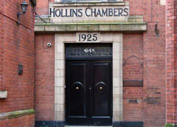 Thumbnail Office to let in Hollins Chambers 64A, Bridge Street, Manchester, Manchester