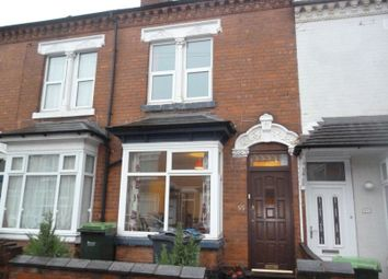 Thumbnail 2 bed terraced house to rent in Rawlings Road, Bearwood, Smethwick
