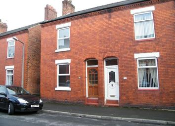 Thumbnail 2 bed terraced house for sale in Huxley Steet, Castle, Northwich, Cheshire