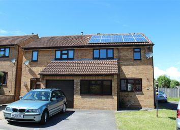 Thumbnail 3 bedroom semi-detached house for sale in Borgie Place, Worle, Weston Super Mare, Somerset