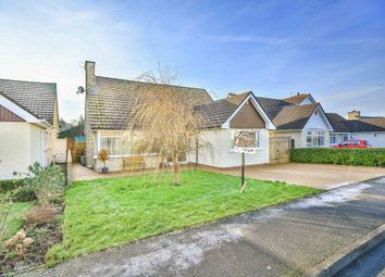 Thumbnail 4 bed detached bungalow for sale in Dunster Drive, Sully, Penarth