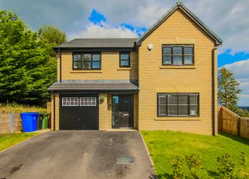 Thumbnail 4 bed detached house to rent in Oaklands Drive, Rawtenstall, Rossendale