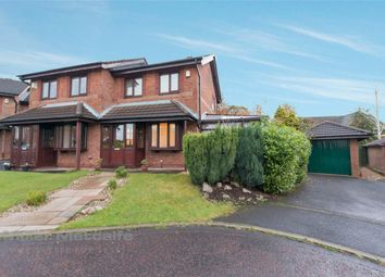 Thumbnail 2 bed semi-detached house for sale in Eller Brook Close, Heath Charnock, Chorley, Lancashire