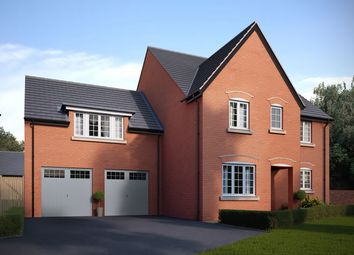 Thumbnail 5 bed detached house for sale in Bedford Road, Great Barford, Bedford