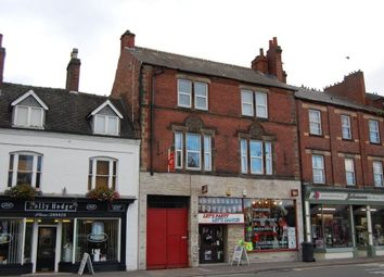 Thumbnail 1 bed flat to rent in High Street (Rear Flat), Burton Upon Trent, Staffordshire