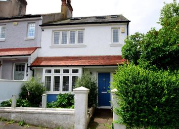Thumbnail 3 bed end terrace house for sale in Hartington Road, Brighton, East Sussex