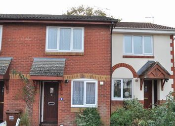 Thumbnail 2 bed terraced house for sale in Mead Close, Cullompton
