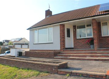 Thumbnail 2 bed semi-detached bungalow for sale in Congresbury, North Somerset