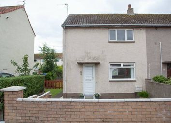 Thumbnail 2 bed end terrace house for sale in 10 Burns Avenue, Saltcoats
