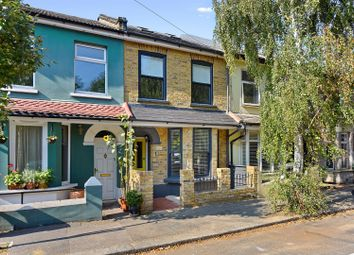 Thumbnail 3 bed terraced house for sale in Dawlish Road, Leyton, London