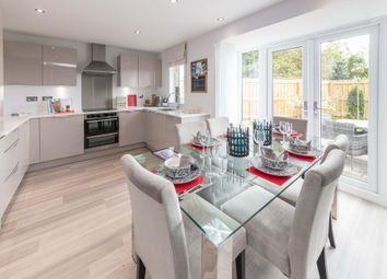 "Thumbnail 4 bed detached house for sale in ""Corgarff"" at Oakridge Road, Bargeddie, Baillieston, Glasgow"