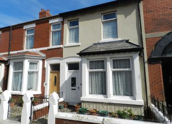 Thumbnail 4 bedroom terraced house for sale in Exchange Street, Blackpool