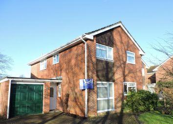 Thumbnail 4 bed detached house to rent in Hampton Grove, Fareham