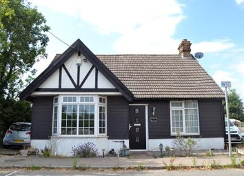 Thumbnail 3 bed detached house for sale in Old London Road, Marks Tey, Colchester